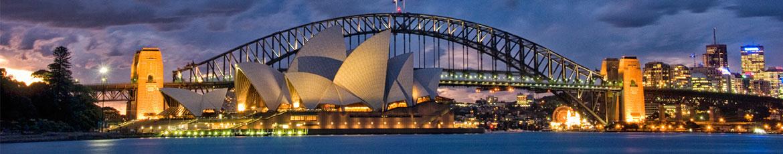Australia-Banner