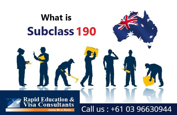 190 Visa Subclass