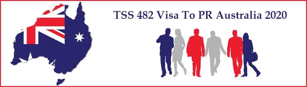 TSS 482 to PR