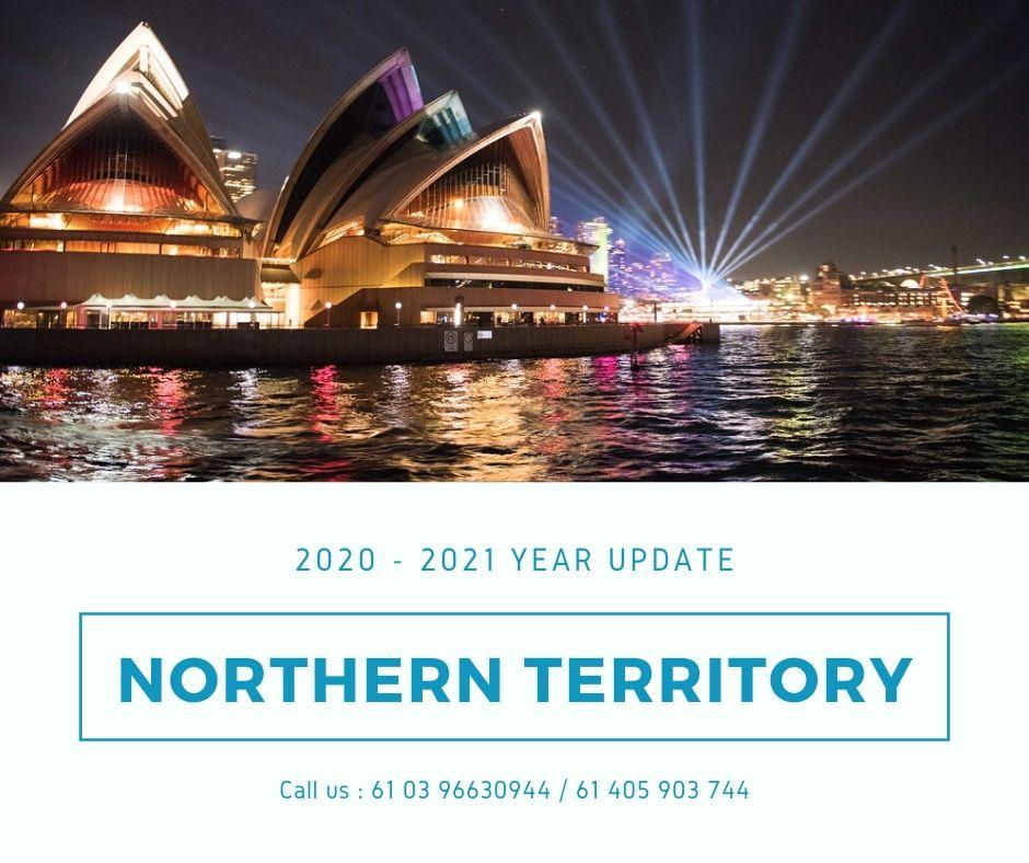 Northern Territory 2020