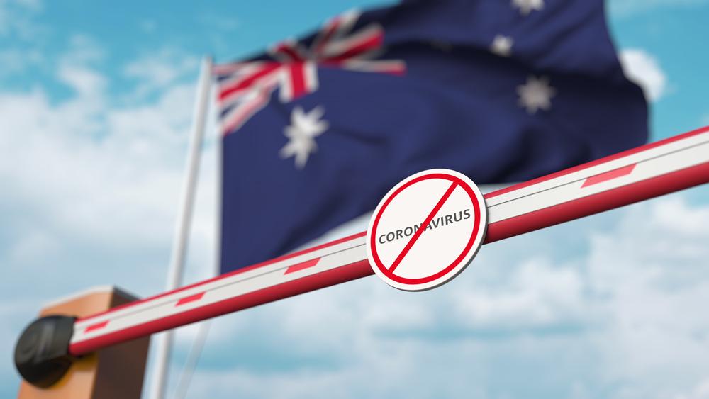 Australia's international borders